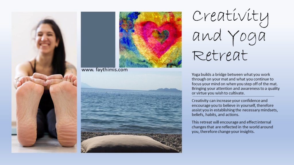 Creativity & Yoga Retreat